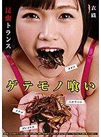 吃下昆蟲 昆蟲恍惚 衣織